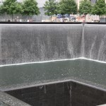 Wasserfall des 9/11 Memorials