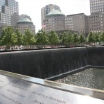 Gedenkstätte an den Terroranschlag auf das World Trade Center