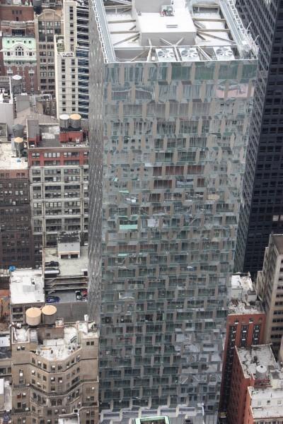 Hochhäuser um das Rockefeller Center