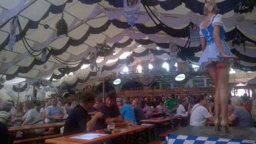 Oktoberfest im MegaPark am Ballermann