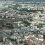 Blick über Berlin vom Fernsehturm