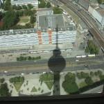 Schatten Berliner Fernsehturm