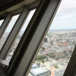 Aussichtskorb des Berliner Fernsehturms