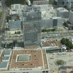 Rund um den Alexanderplatz vom Fernsehturm