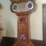 Astronomische Uhr im Vorsaal des Goethe-Hauses