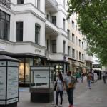 Einkaufsstraße Kudam in Berlin