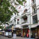 Geschäfte am Kudamm in Berlin