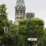 Gedächtniskirche in Berlin City West