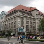 Kaufhaus des Westens in Berlin City West