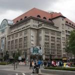 Kaufhaus des Westens in Berlin City West