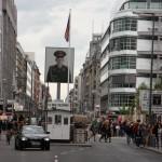 Checkpoint Charlie in Blickrichtung Süden