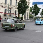Autos in der ehemaligen DDR