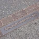 Verlauf Berliner Mauer
