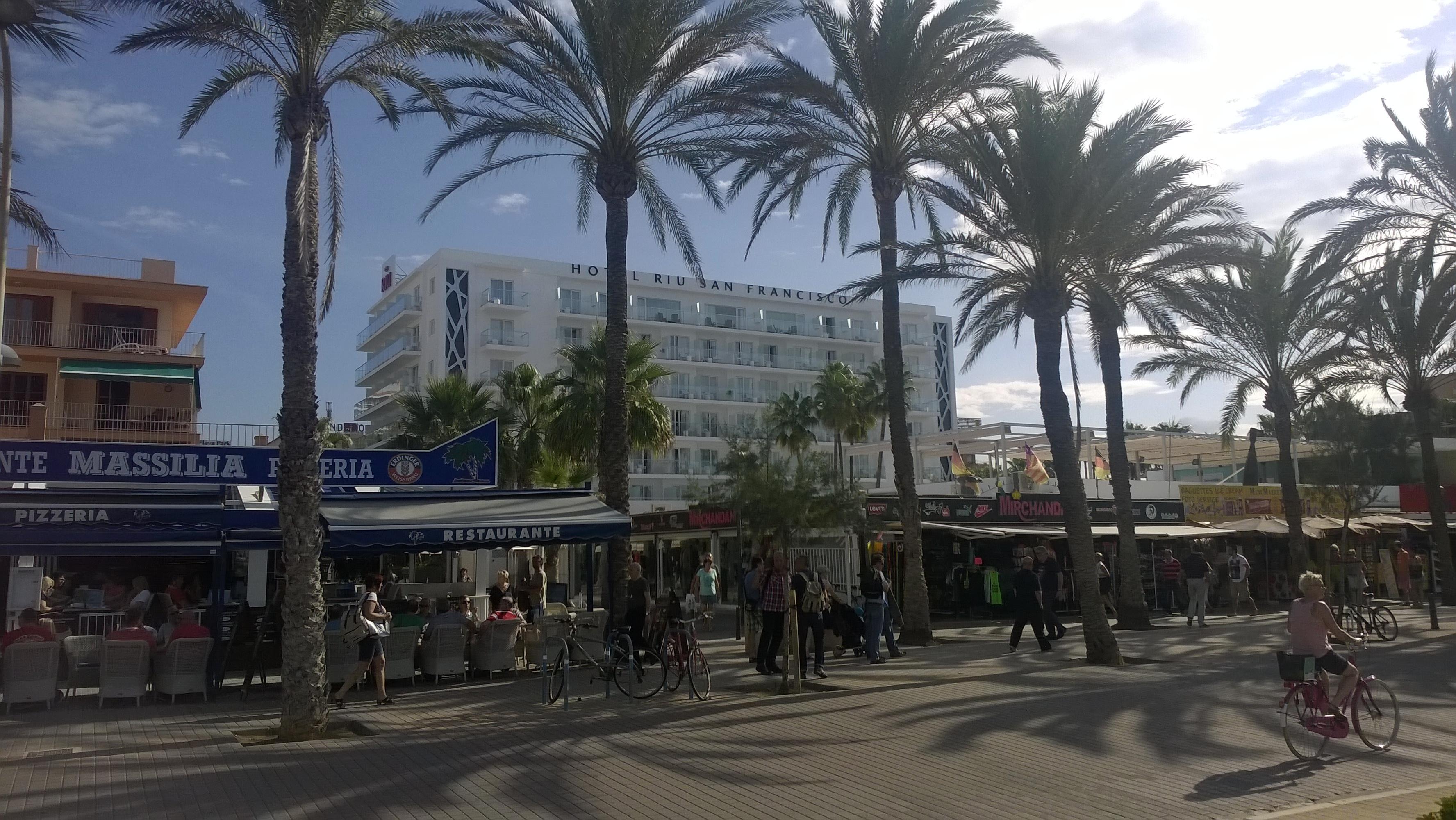 Hotel Riu San Francisco am Ballermann