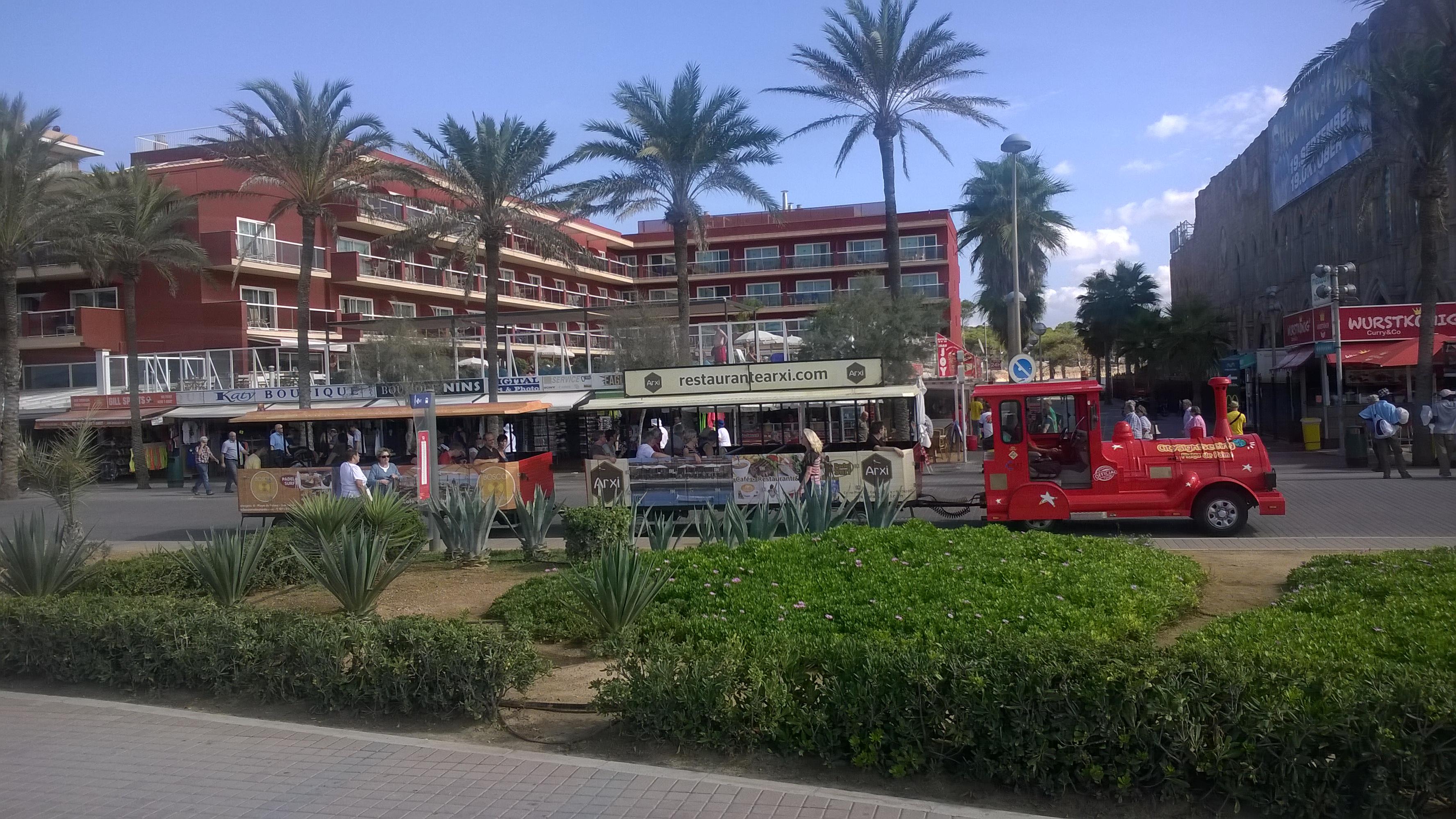 Hotel Neptuno am Ballermann