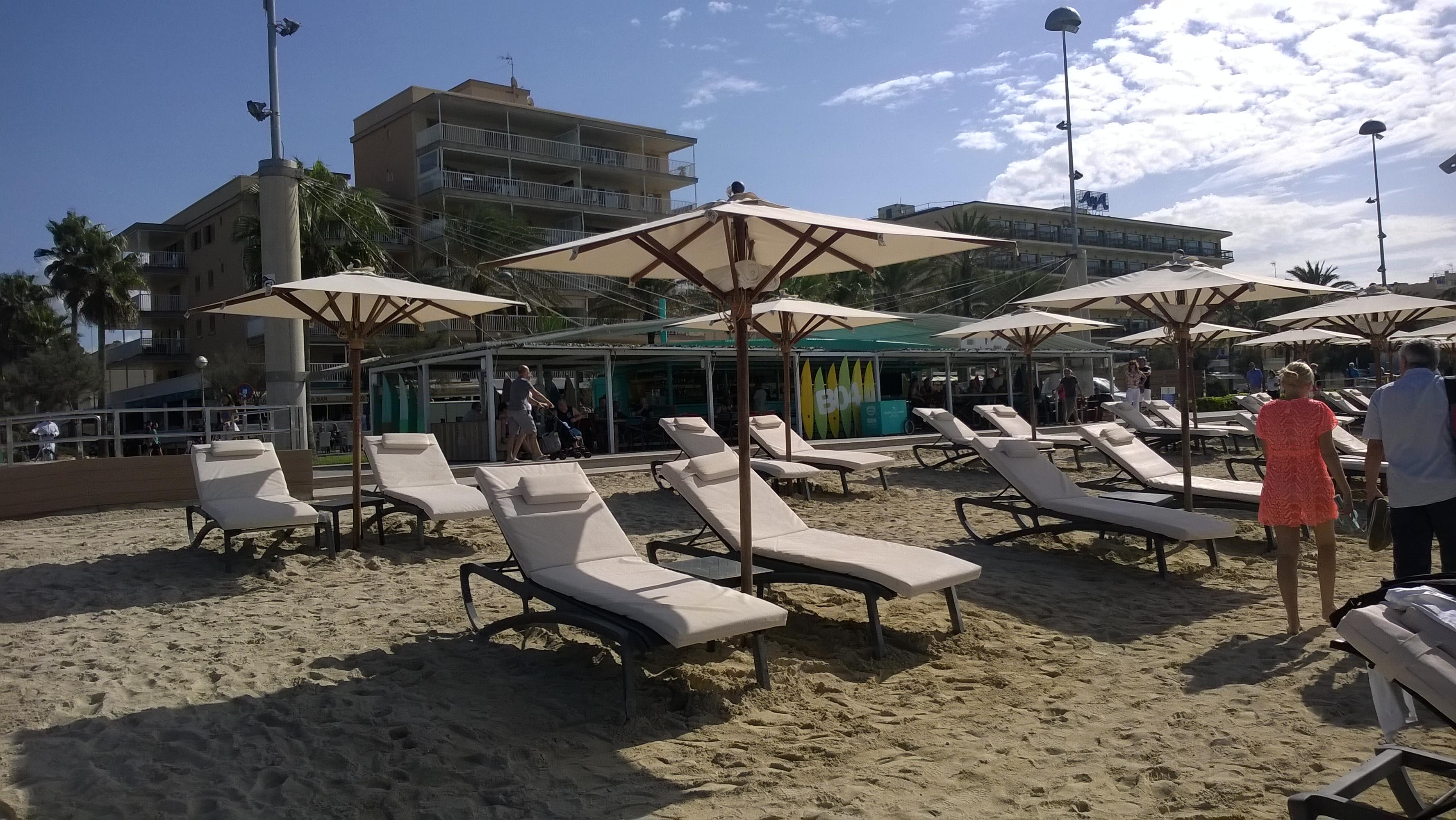 Strand am Ballermann 04