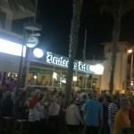 Deutsches Eck auf der Bierstrasse am Ballermann