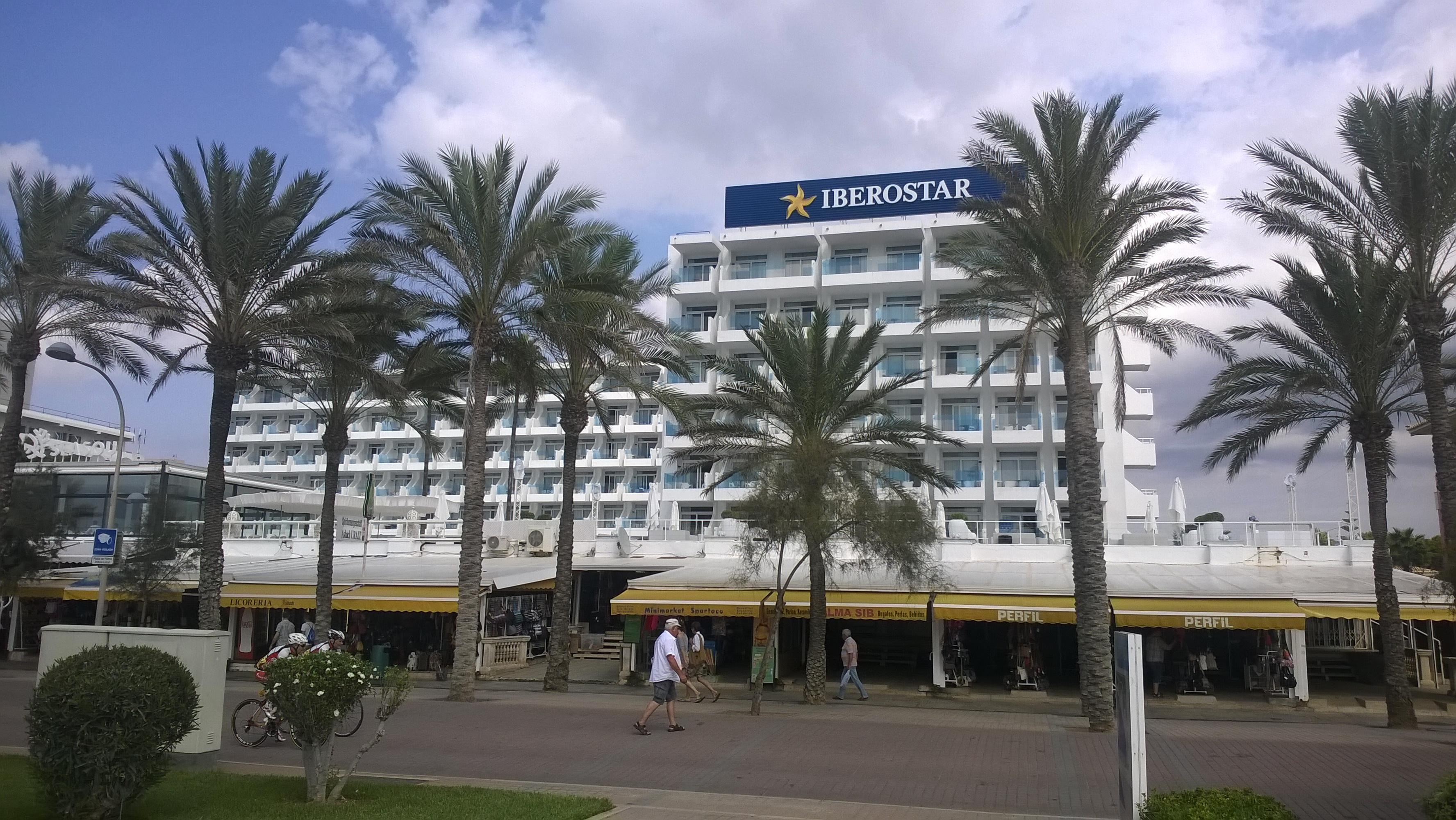 Hotel Iberostar Cupido am Ballermann