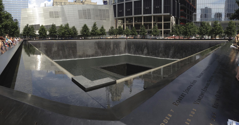 National September 11 Memorial in New York