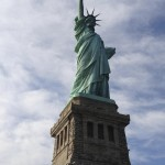 Freiheitsstatue Liberty in New York