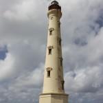 California Leuchtturm auf Aruba