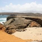 Eingestürzte Natural Bridge bei Andicuri auf Aruba