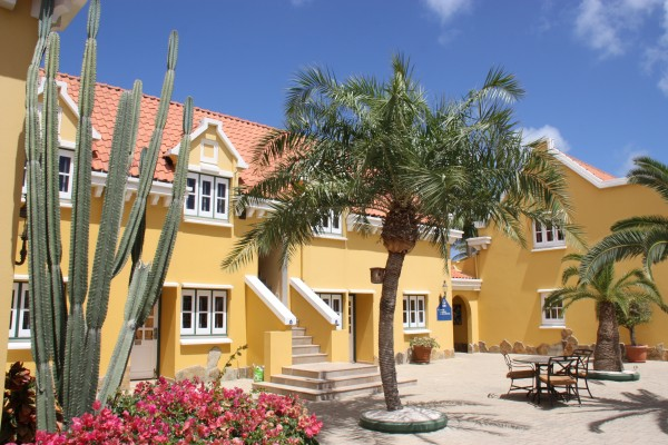 Amsterdam Manor Beach Resort auf Aruba