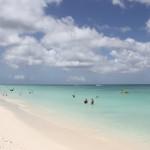 Eagle Beach auf Aruba