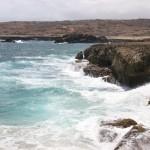 Nordküste Arubas bei der Bucht Andicuri