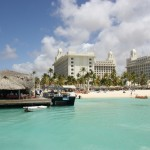 Hotels am Strand des Palm Beach