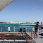 Katamaran-Ausflug am Palm Beach