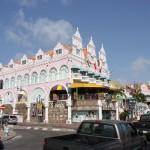 Historisches Aruba an der Promenade