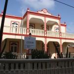 Schöne Häuser in ORanjestad