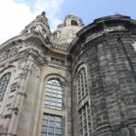 Außenfassade der Dresdner Frauenkirche