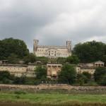 Schloss Albrechtsberg von der Elbe