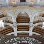 Blick ins Innere der Dresdner Frauenkirche