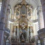 Innenraum der Dresdner Frauenkirche
