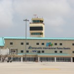Beatrix-Flughafen auf Aruba