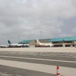 Terminal des Beatrix Flughafens auf Aruba