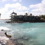 Avila Hotel mit Meerblick auf Curacao