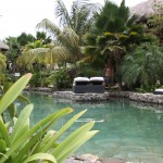 Poollandschaft im Kontiki Beach Resort