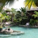 Salzwasserpool im Kontiki Beach Resort Curacao