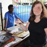 Verköstung des Curacao-Likörs in Likörfabrik im Landhaus Chobolobo