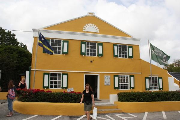 Landhaus Chobolobo auf Curacao