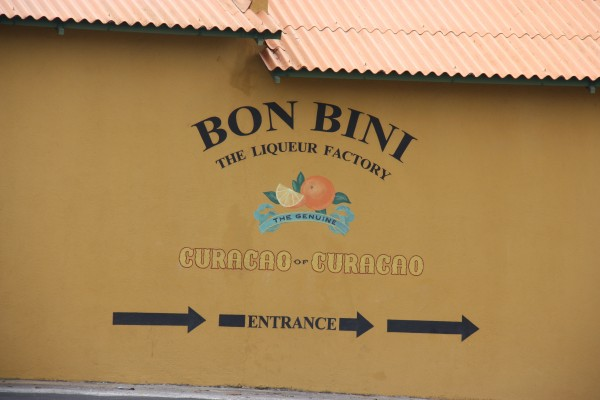 Likörfabrik im Landhaus Chobolobo auf Curacao