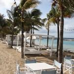 Strand am Mambo und Cabana Beach auf Curacao
