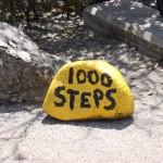 Tauchspot 1.000 Steps