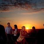 Beeindruckende Sonnenuntergänge in Perth