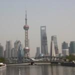 Pudong - das Gegenstück zum Bund