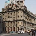 Historische Gebäude in Shanghai